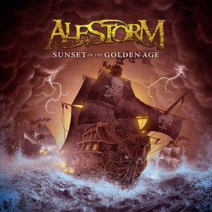 Alestorm Sunset On The Golden Age 2014