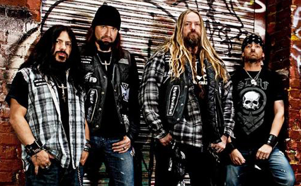 black label society rock cellar