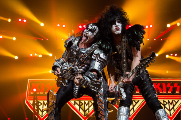 KISS live at Allphones Arena 0881
