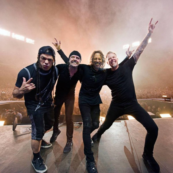 Metallica Live the night before