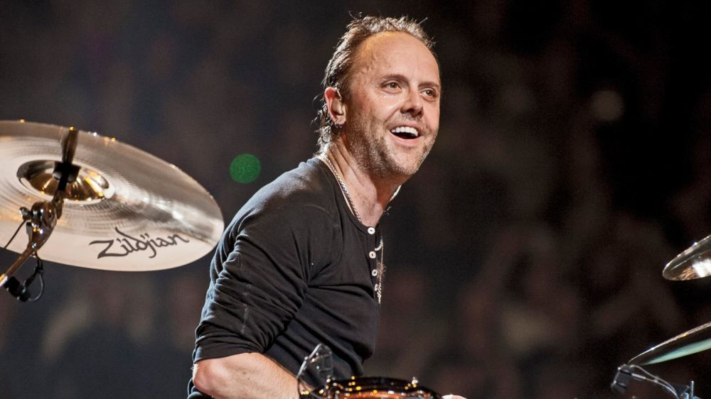 Lars Ulrich marvels at Keith Richards stamina2