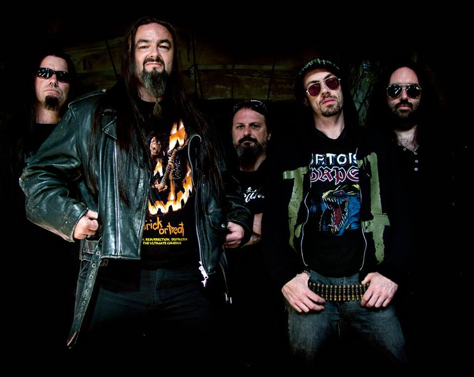 Onslaught Band Photo 2013