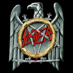 slayer eagle shirt i