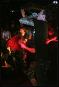 Suicide silence Concert