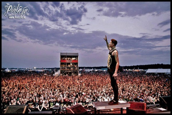 RIP SuicideSilence MitchLucker