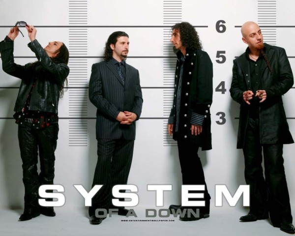 System Of A Down system of a down 1345550 1280 1024
